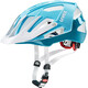 UVEX Quatro Helmet lightblue white